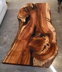 blackwood acacia slab
